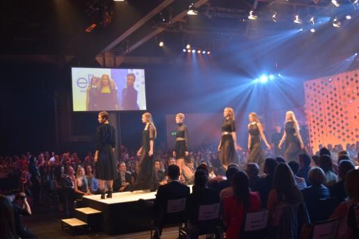 Catwalk Elite Model Look