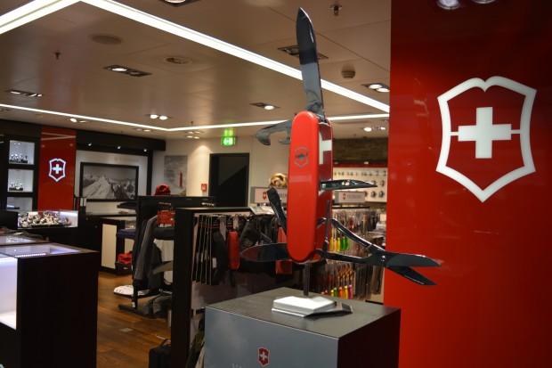 Victorinox Shop Zurich Airport