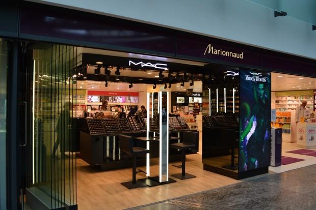 MAC Cosmetics Zurich Airport