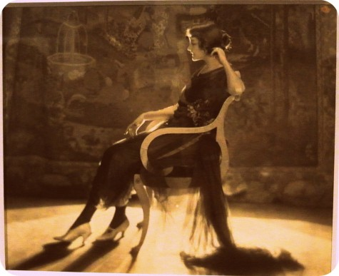 Baron Adolf De Meyer American Vogue, 1921