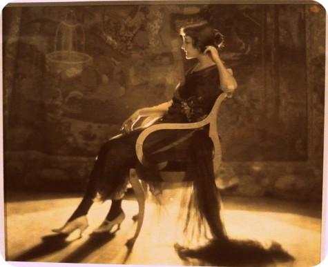 Baron Adolf De Meyer American Vogue, 1921