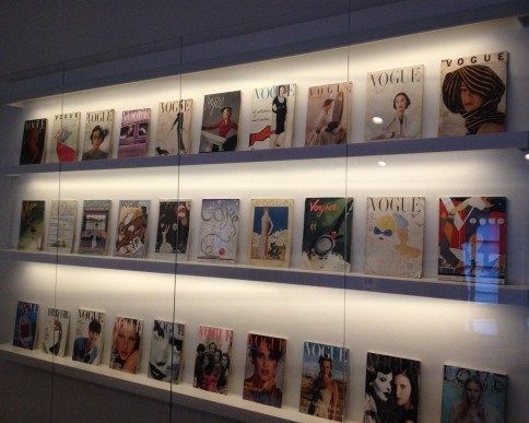 Старые выпуски Vogue