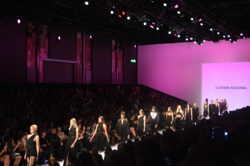 Mercedes-Benz Fashion Days Zurich 2014: