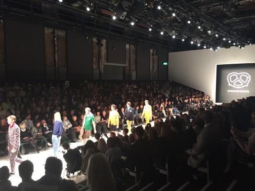 Mercedes-Benz Fashion Days Zurich 2014
