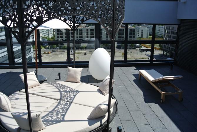 Kameha Grand Zurich Terrace