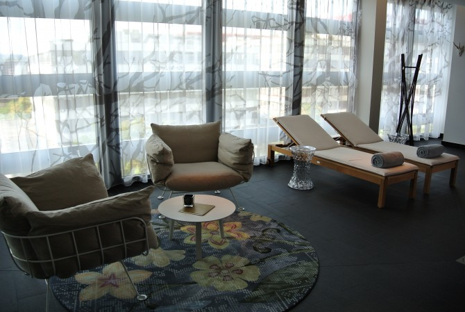 Kameha Grand Spa Lounge