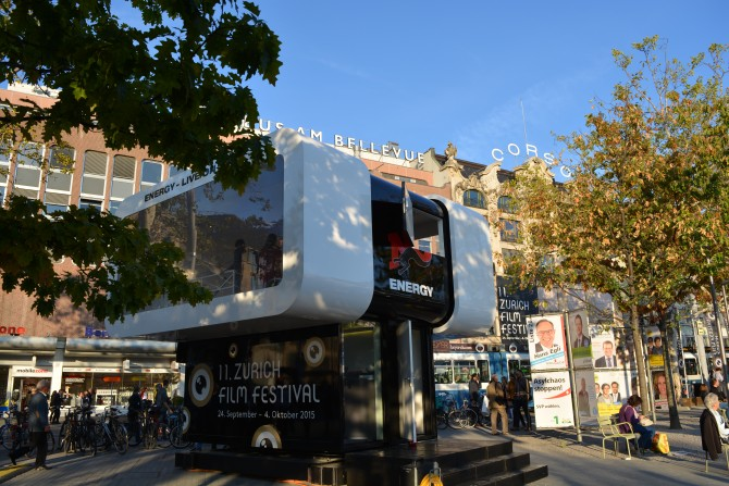 Zurich Film Festival 2015