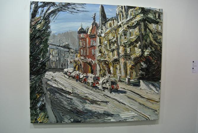 Christopher Lehmpfuhl - Galerie Carzaniga Basel