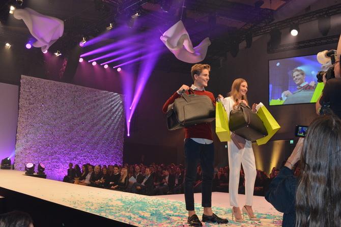 Победители: Michelle Muff and Benjamin Aston