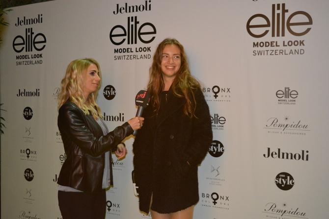 Model Johanna Brendow