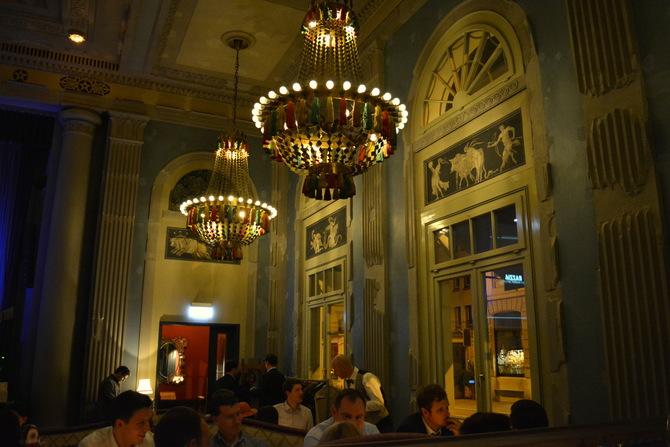 Restaurant Razzia Zurich