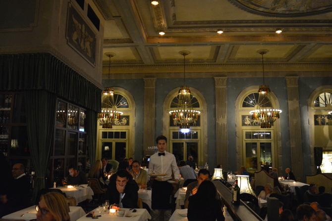 Restaurant Razzia Zurich3