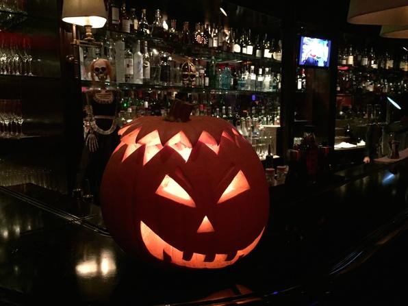rive gauche zurich halloween1