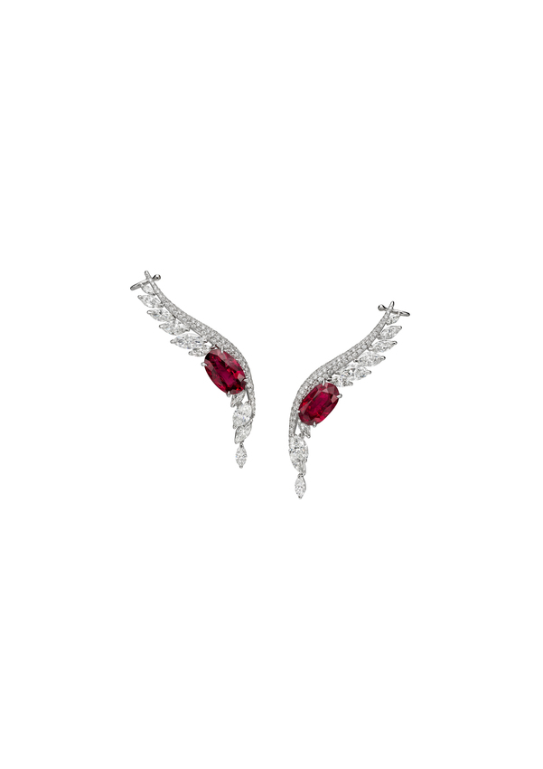 BOGHOSSIAN SAUT D'ANGE EARRINGS