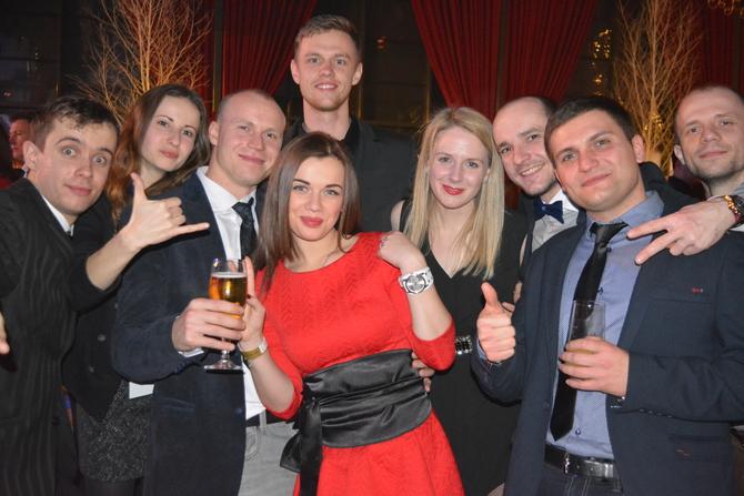 "With Ukrainian neo dance group ""Light Balance"""