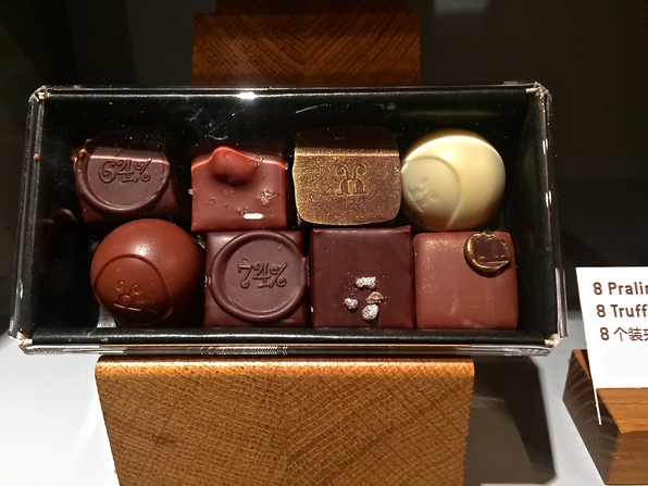 Truffles of Max Chocolatier