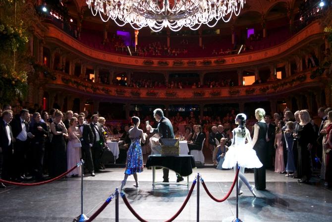 Opera Ball Zurich 2016