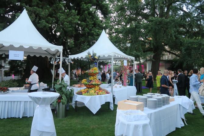 rive gauche summer party
