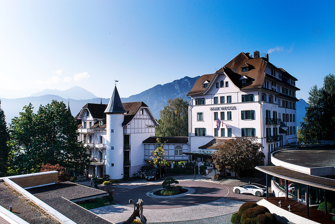 Park Hotel Weggis_