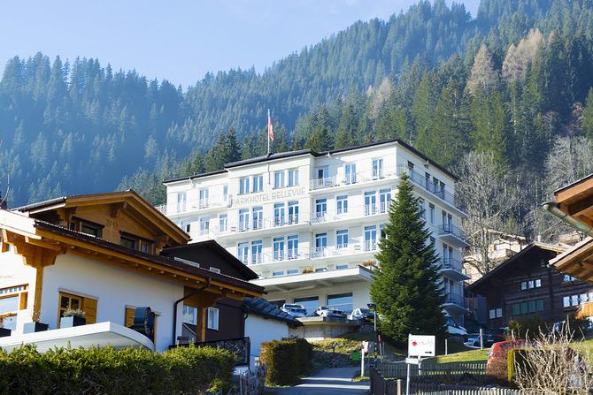 Park Hotel Bellevue adelboden4