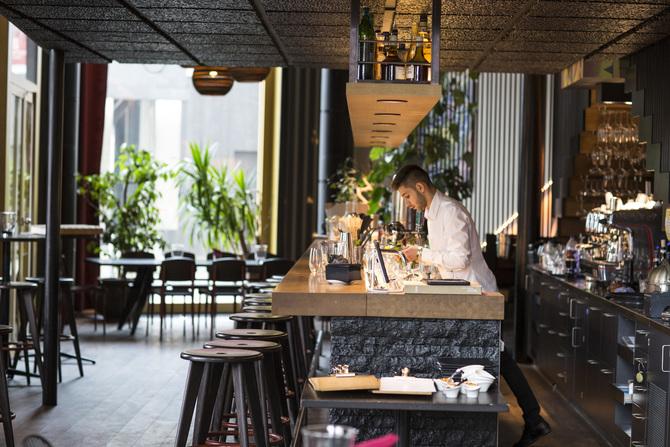 neo restaurant and bar zurich