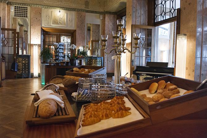 Scala Restaurant - Breakfast