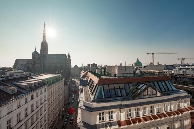 Hotel Lamée rooftop
