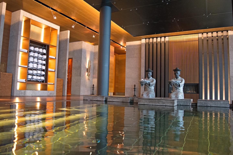 Spa Hydrothermal pool