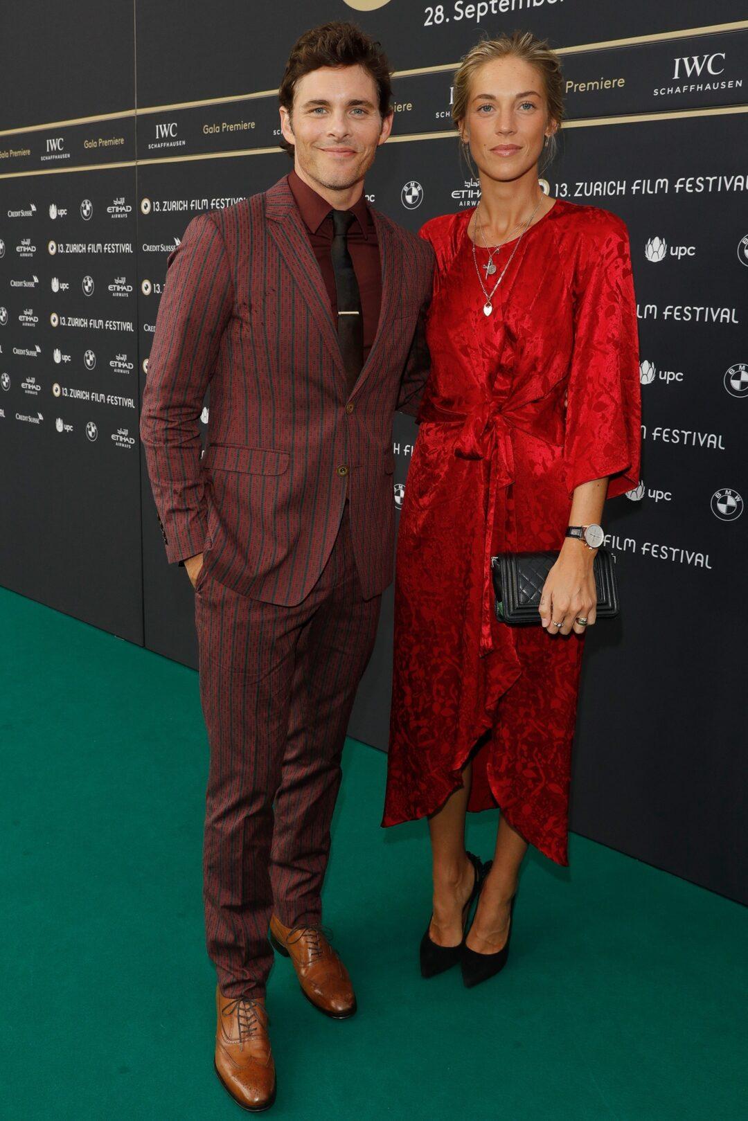 James Marsden Zurich Film Festival