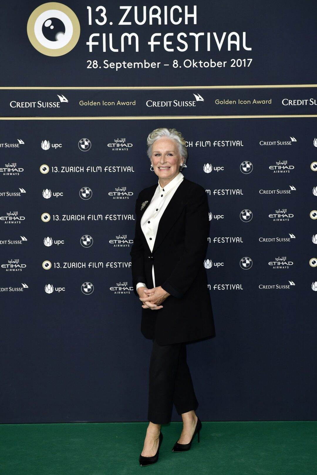 Glenn Close Zurich Film Festival
