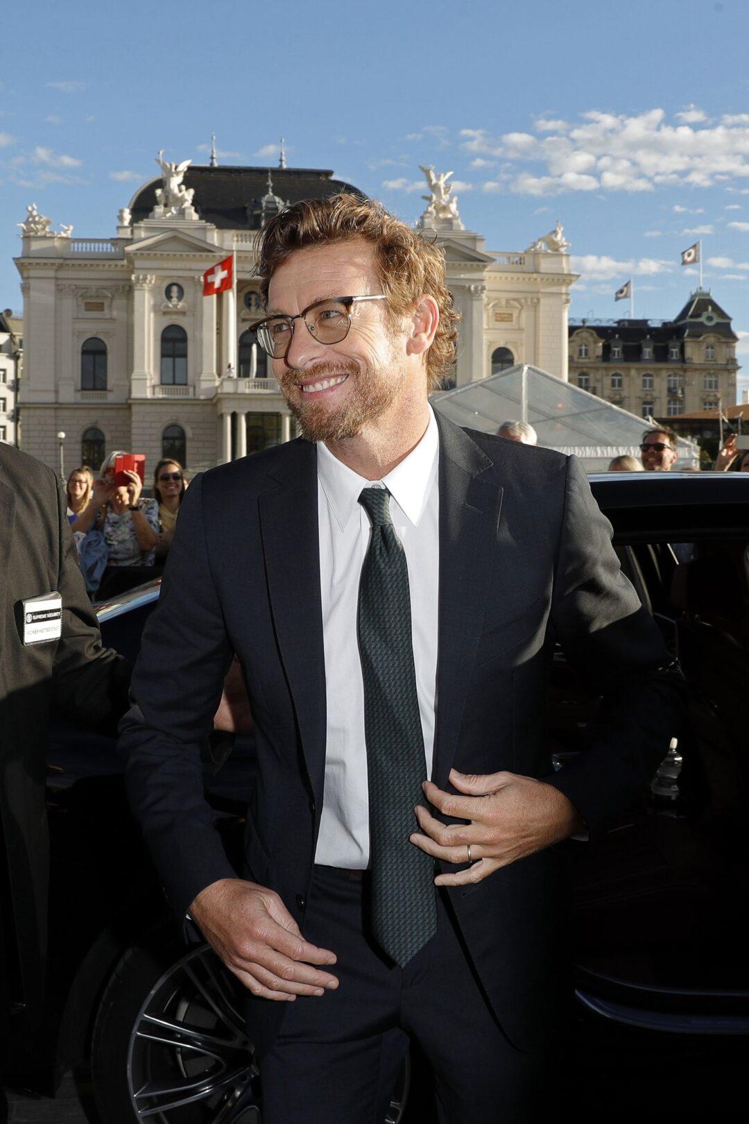 Simon Baker Zurich Film Festival