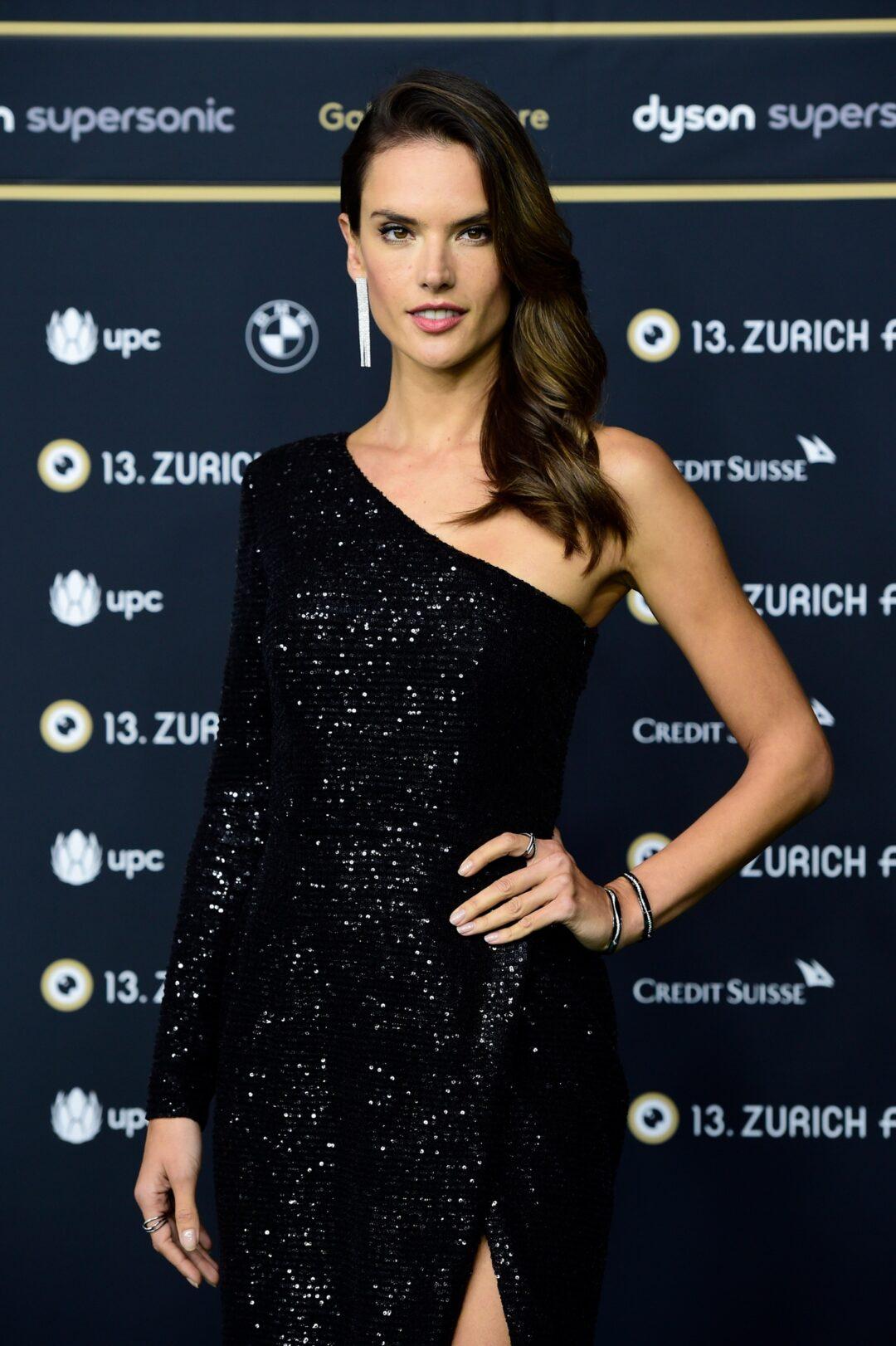 Alessandra Ambrosio Zurich Film Festival