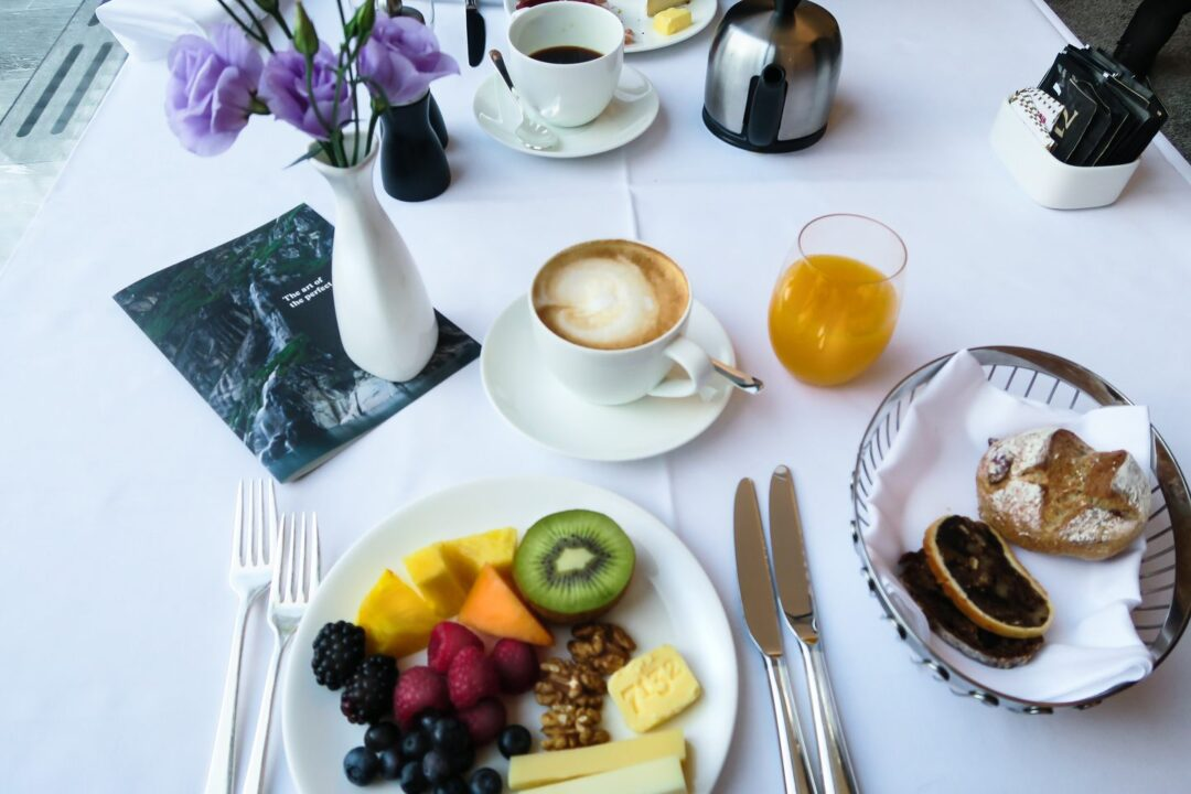 Red Restaurant: Breakfast