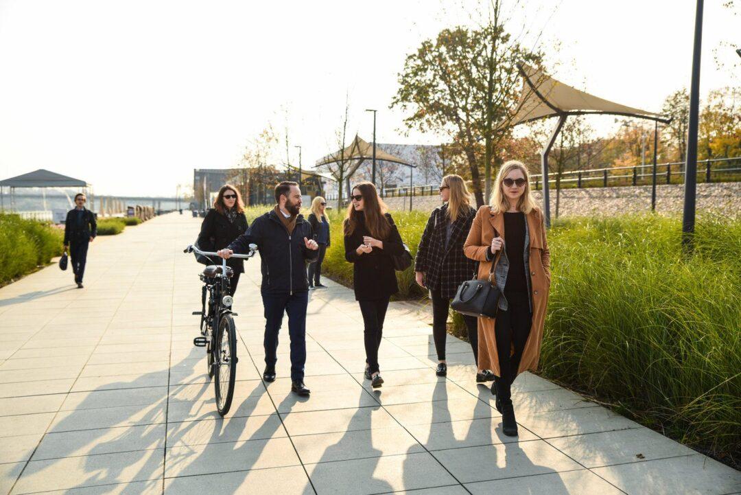 Vistula Riverbank Walk
